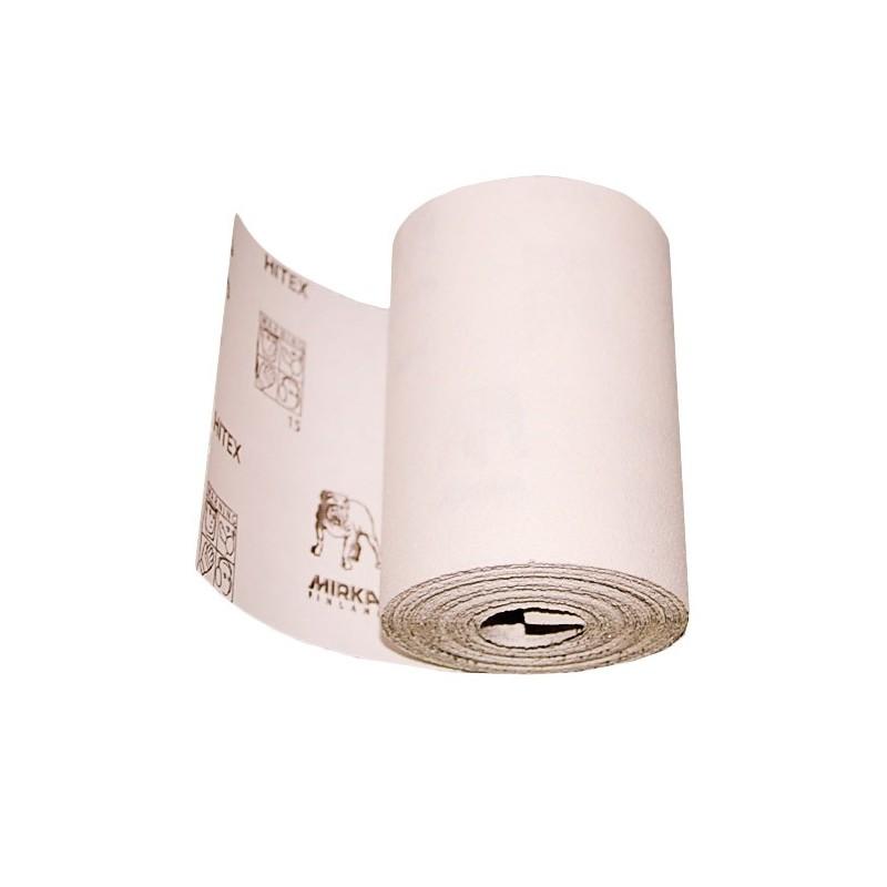 HITEX-Papier ścierny 115mmx25m rolka