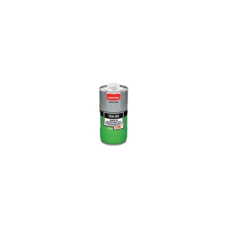 NOVOL rozcieńczalnik do szpachlówki natryskowej THIN 880