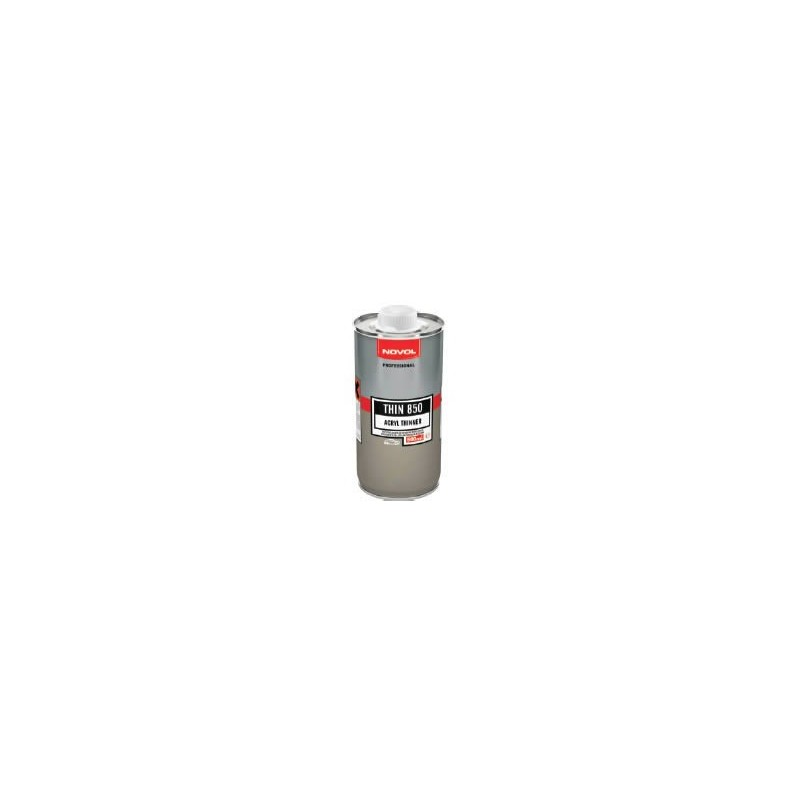 NOVOL rozcieńczalnik do wyrobów akrylowych THIN 850